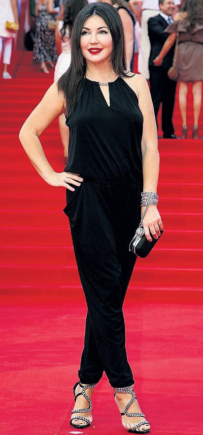 Мария ЛЕМЕШЕВА, главный редактор журнала «The Hollywood Reporter», ощущала себя королевой праздника