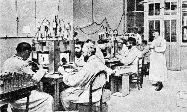Химики из «спецлаборатории X» верили, что работают для светлого будущего