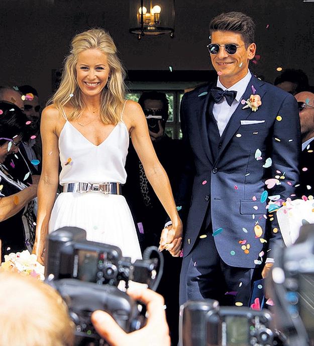 Марио и Карина сыграли свадьбу в родной Германии