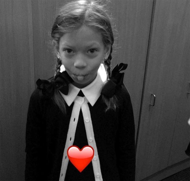 Младшая дочь Веры БРЕЖНЕВОЙ стала первоклассницей