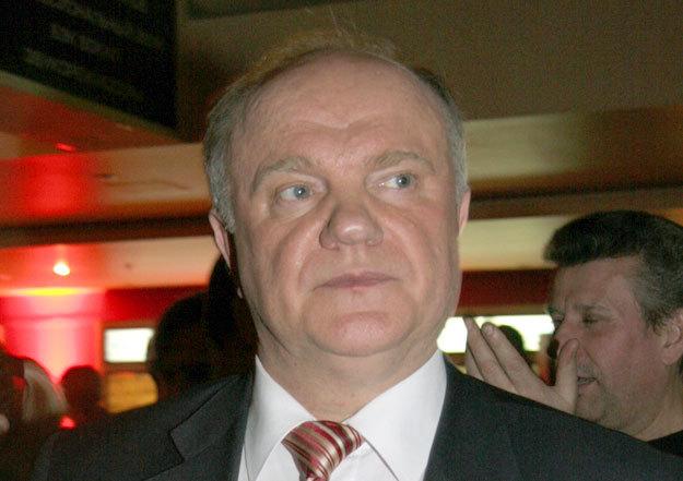 Геннадий ЗЮГАНОВ. Фото Ольги ЕМЕЛЬЯНОВОЙ