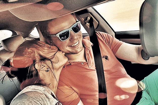 Актриса готовится к свадьбе с бизнесменом Арсением. Фото: Instagram.com/davidova