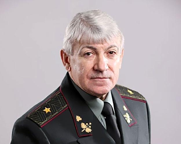 Генерал Василий ВОВК добавил ещё одну главу в историю украинского политического маразма