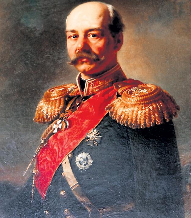 Губернатор КАУФМАН освободил местные народы от рабства баев и ханов