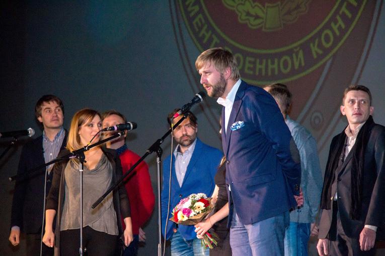 Генеральный продюссер Дмитрий Щербанов