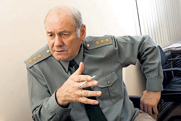 Генерал Леонид ИВАШОВ спас архивы КГБ и Минобороны СССР от масонов