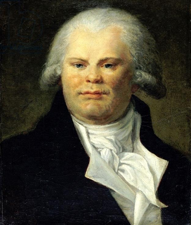 Дантон, один из лидеров кордельеров. Фото с сайта stuki-druki.com