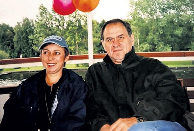 Брак с Анной продолжался 40 лет. Фото из личного архива