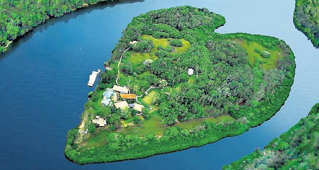 На острове Мэйкпис принимают зараз не больше 20 гостей