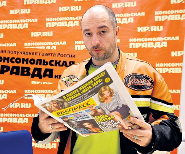 Дмитрий МИРОПОЛЬСКИЙ знает, где прочесть самое интересное