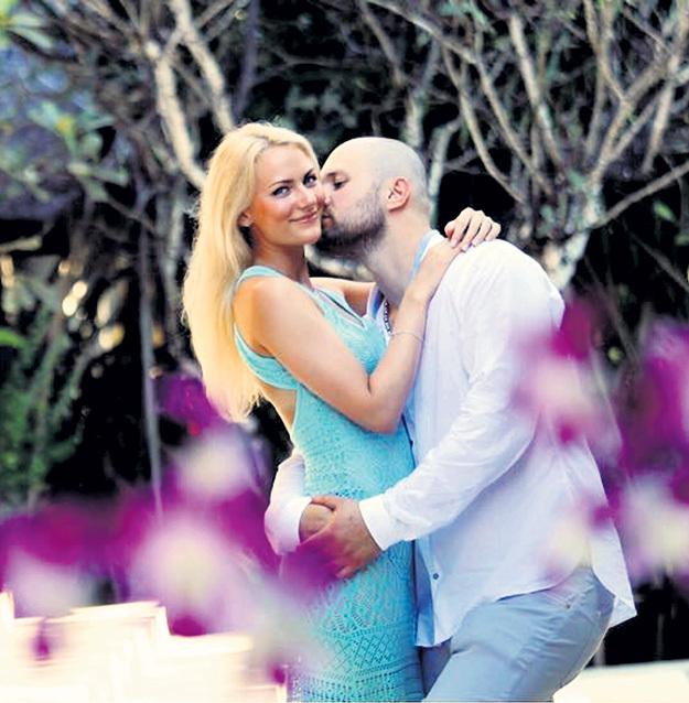 Саша САИТОВА вышла замуж за Вадима и сменила фамилию. Фото: Instagram.com