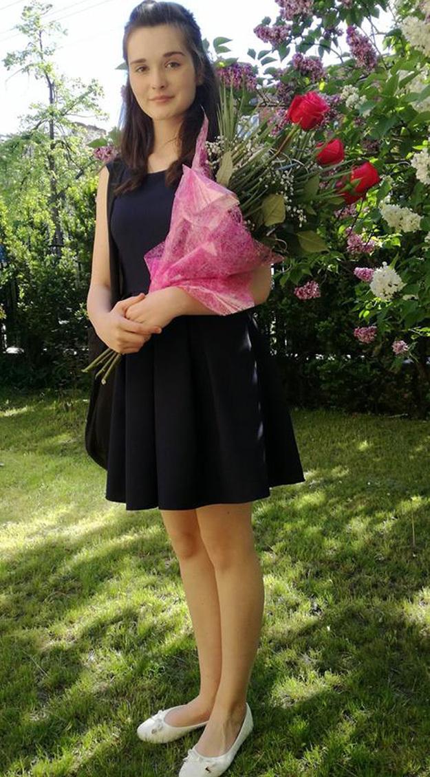 Дочь Александра БАЛУЕВА Маруся. Фото: Facebook.com