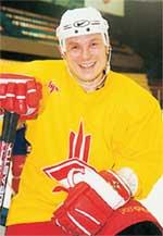 СПАРТАКОВЕЦ ТКАЧУК: мог блистать в НХЛ, как Ковальчук