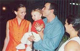 ДОЛГОЖДАННЫЙ СЫНУЛЯ МИГЕЛ: поженил Алешандре и Жулию
