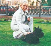 МАША: обожает собак, но может позволить себе содержать дома только крысу