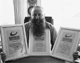 АНТАНАС КОНТРИМАС: самый известный литовский бородач