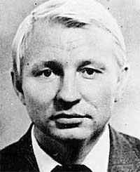 КОМСОМОЛЬСКАЯ ЮНОСТЬ: в молодости Леонид был блондином