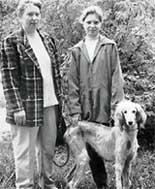 &#034АФГАНСКИЙ&#034 СИНДРОМ: несчастной и исхудавшей подобрали собаку Матвеевы