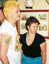 ЧИЖ - БЛОНДИН: с женой Ольгой прожил 15 лет