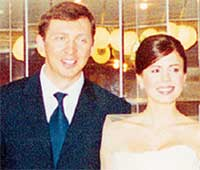 ОЛЕГ ДЕРИПАСКА И ПОЛИНА ЮМАШЕВА: алюминиевая свадьба