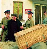 АРЕСТ &#034ВРАГА НАРОДА&#034: НКВД не дремлет