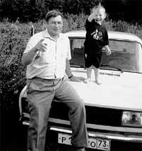 ПОГИБШИЙ ВОДИТЕЛЬ: Фоат Низамов обожал внука