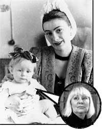 ГАЛИНА С ВИТУСЕЙ: став взрослой, Виктория не осуждает мать