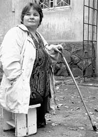 КАТЕРИНА ВУСЫК: мужественную спортсменку-инвалида красноярцы считали героиней