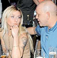 ТАТЬЯНА ОВСИЕНКО С КАВАЛЕРОМ: певица выставила напоказ новую татуировку