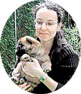 ШВЕЙЦАРСКАЯ ДОЧЬ АДАМОВА: «собачница» Ирина