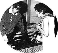 ФРЕНСИН ШВАРЦ (1968 г.): смерчем ворвалась в личную жизнь музыканта