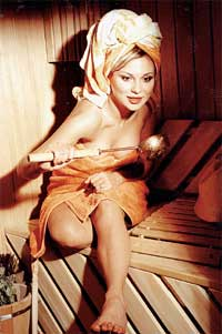 ДАЛА ЖАРУ: на своей американской вилле певица построила настоящую русскую баню