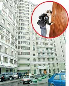 МОСКОВСКОЕ ЖИЛЬЕ: квартиры певицы в элитном доме