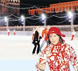СЛУЦКАЯ: у стен Кремля Ирину плющило от счастья