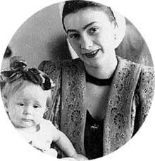 ВИКА: с мамой Галиной Брежневой