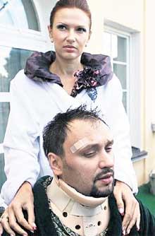 С ЭВЕЛИНОЙ БЛЕДАНС: Алик - жертва продажных ментов