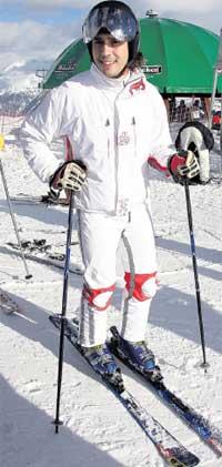 МАКСИМ ГАЛКИН: выпив, утверждал, что легенда о белом горнолыжнике про него