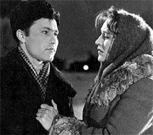 К/Ф «ПРОСТАЯ ИСТОРИЯ»: с Василием Шукшиным была платоническая влюбленность