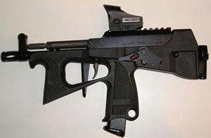 Пистолет-пулемёт ПП-2000