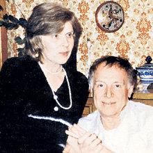Иннокентий Михайлович нежно называл жену Соломкой