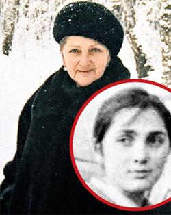 Татьяна ПЛАКСИНА сегодня и в юности