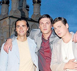 Москва героям фильма покорилась не сразу