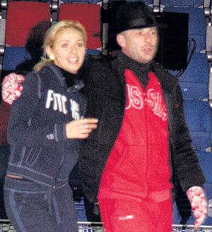 Александр и Татьяна по-прежнему выглядят счастливыми супругами