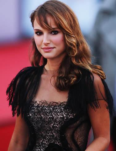 17 место: актриса Натали Портман.
