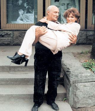 ...когда-то были счастливой парой