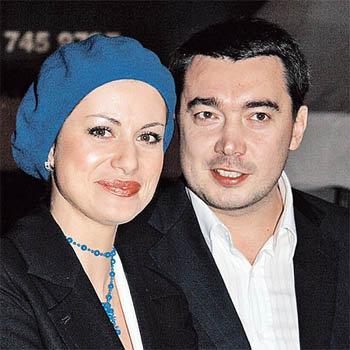 Анна Ковальчук и Олег Капустин. Фото kp.ru