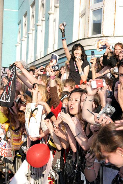 Российские фанаты Tokio Hotel несколько месяцев ждали встречи со своими кумирами