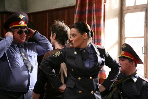 Женщины-милиционеры способны на многое!
