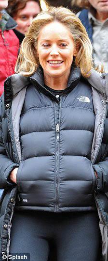 По общему признанию, актриса и без макияжа выглядит великолепно. Фото: Daily Mail