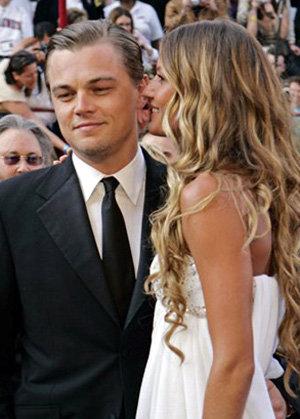 Жизель и Лео были красивой парой
